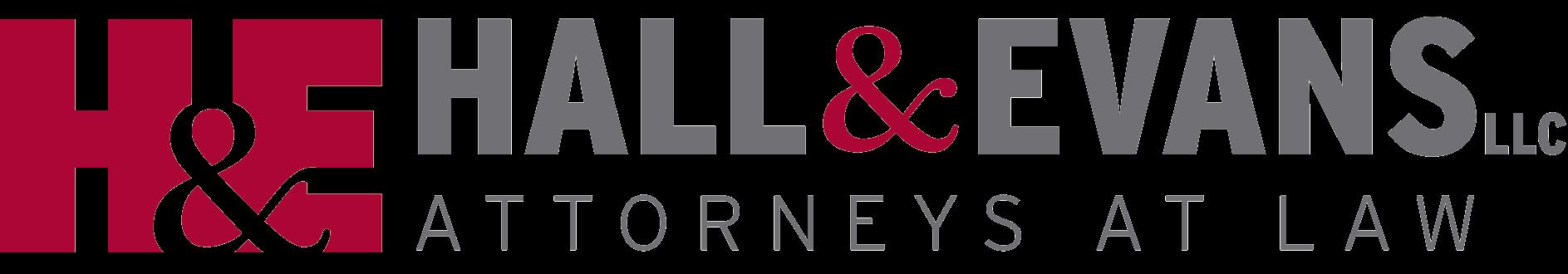 Hall & Evans logo